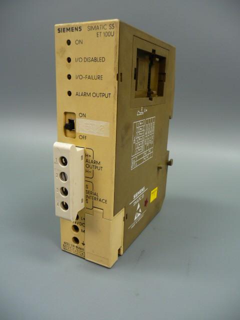 Siemens Simatic S5 Modul 6ES5318-8MA11 6ES5 318-8MA11