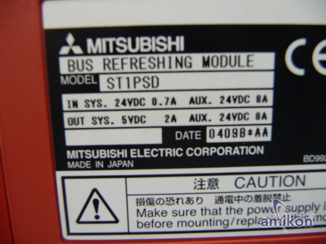 Mitsubishi Bus Refreshing Modul ST1PSD  Hover