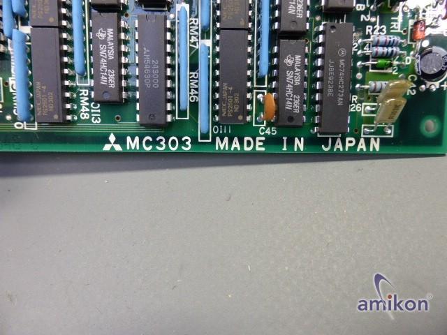 Mitsubishi Board MC303D BN634A018G51 Rev. B  Hover