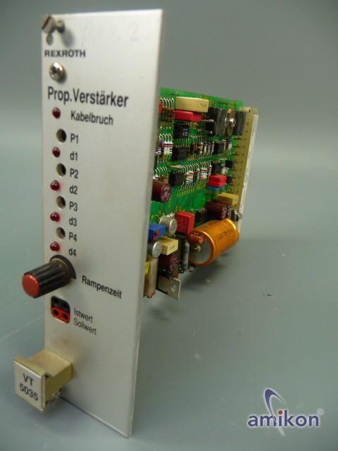 Mannesmann Rexroth VT 5035 S13 R5 VT5035 S13 R5 Verstärker