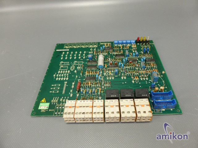 Siemens Simoreg Steuerkarte Typ: 6RA-8261-2CA00  Hover