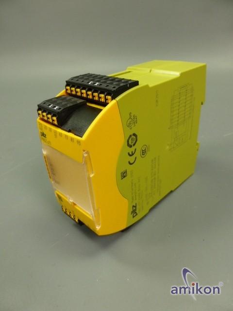 Pilz Sicherheitsrelais PNOZ s11 C 24VDC 8 n/o 1 n/c Produktnummer: 751111