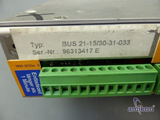 Baumüller Einbau-Stromrichter BUS21-15/30-31-033 BUS 21-15/30-31-033  Hover