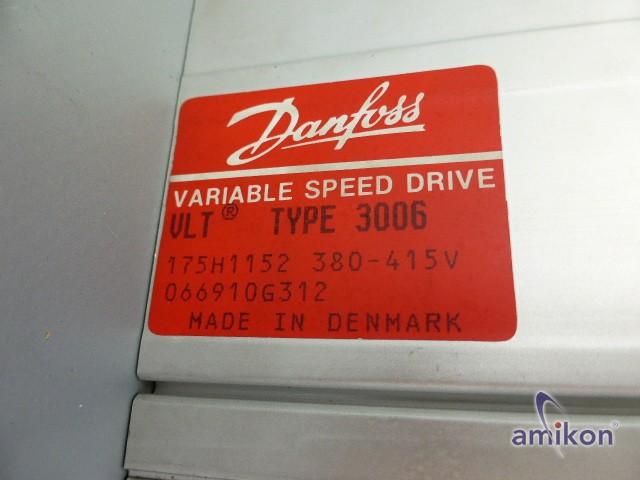 Danfoss VLT 3006 175H1152 380-415V 7,2 kVA  Hover