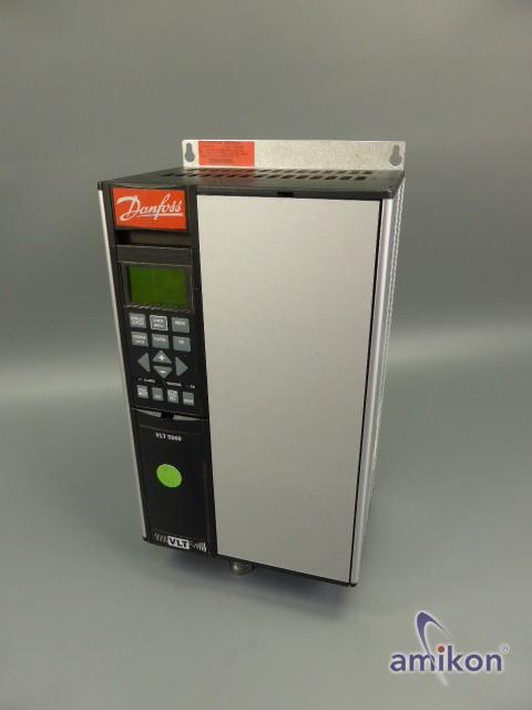 Danfoss Frequenzumrichter VLT5004 175Z0137 VLT5004PT5C20STR3DLF00A00C0 7,5 kW