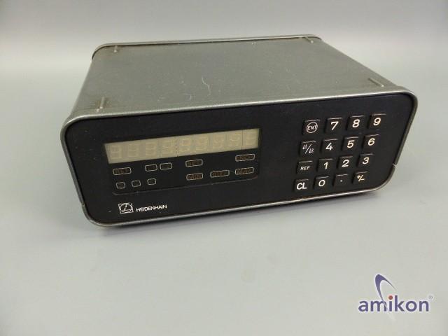 Heidenhain Digitalanzeige VRZ 480