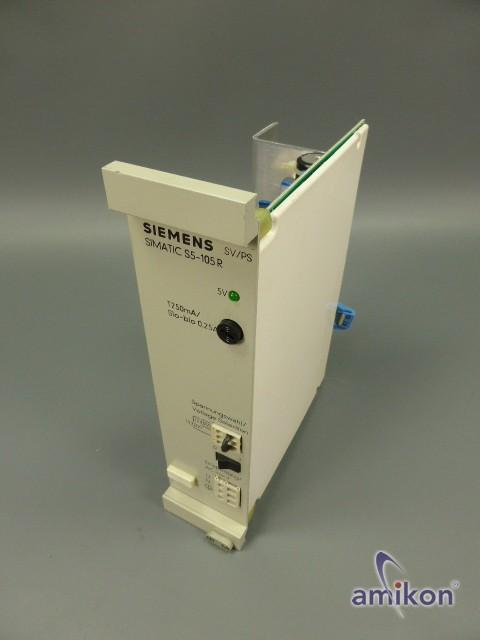 Siemens Simatic S5 Stromversorgung 6ES5935-3LA12 6ES5 935-3LA12
