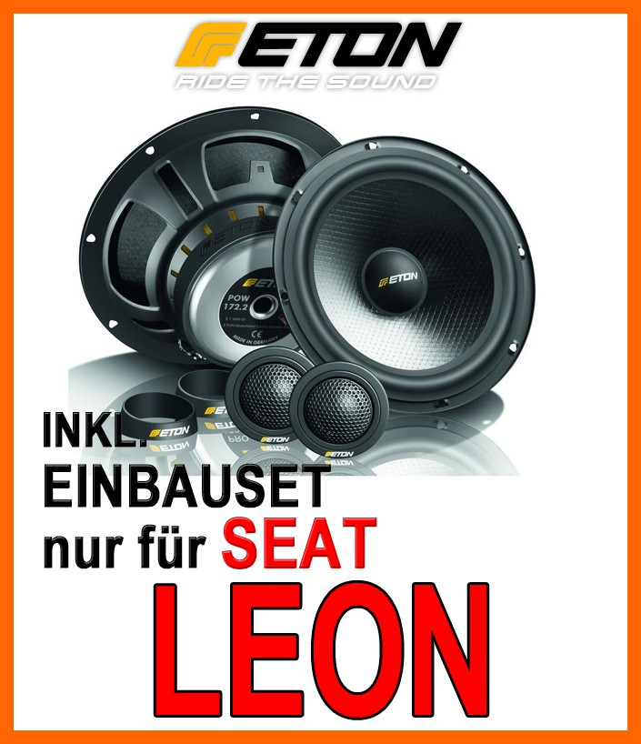 seat leon 1m 1p eton pow 172 2 compression 16cm 2. Black Bedroom Furniture Sets. Home Design Ideas