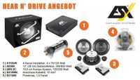 Hear N' Drive Angebot ESX