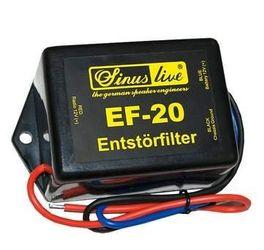 Sinus-Live EF-20 - Entstörfilter