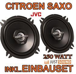 Citroen Saxo - Lautsprecher vorne - JVC CS-J520 - 13cm Koaxe