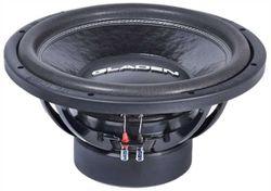 Gladen Audio SQX Line 15 - 38cm Subwoofer