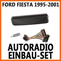 Ford Fiesta MK5 + MK6 1995-2001 - Unviersal DIN Autoradio Einbauset