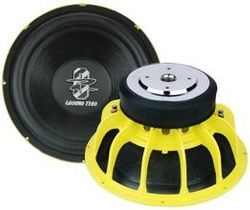 Ground Zero GZRW 38 SPL - 38cm Subwoofer