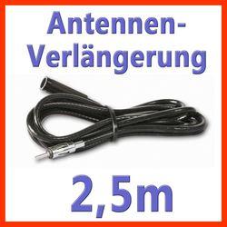 Antennenverlängerung 2,5m