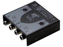 Hifonics 4-Kanal HCV4 HIGH TO LOW LEVEL CONVERTER - Adapter