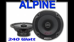 Alpine SPG-17C2 - 2-Wege Koax-System B-Ware