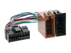 Radioanschlusskabel -> ISO JVC 16 PIN
