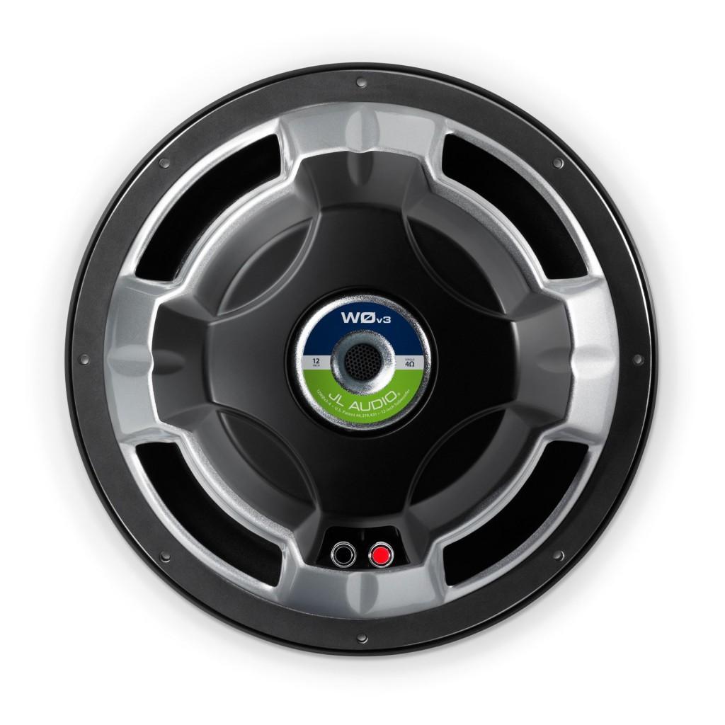 Audio 12W0v3-4 - 30cm Subwoofer