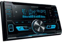 Kenwood DPX-5000BT - 2DIN Bluetooth USB Autoradio
