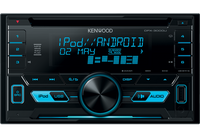 Kenwood DPX-3000U - 2DIN USB CD MP3 Autoradio