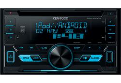 Kenwood DPX-3000U - 2DIN USB CD MP3 Autoradio