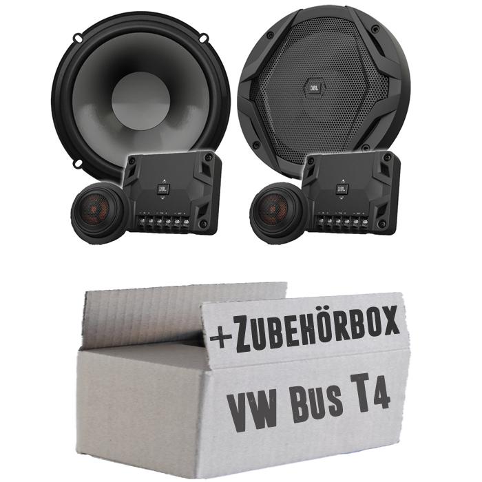 VW Bus T4 Front - JBL GX600C | 2-Wege | 16cm Lautsprecher System ...