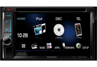 Kenwood DDX5016BT - 2DIN Multimedia USB MHL Autoradio