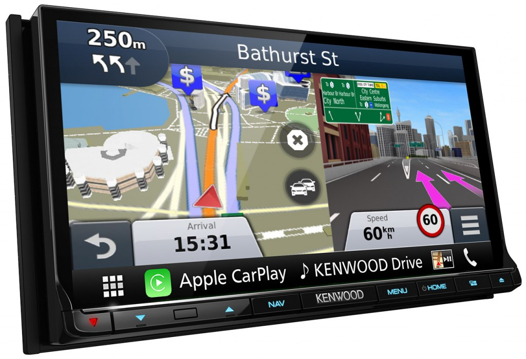 kenwood dnx8160dabs 2din 17 7cm navigation bluetooth androidauto apple carplay dab. Black Bedroom Furniture Sets. Home Design Ideas