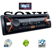 B-Ware Sony CDX-G1101U - CD/MP3/USB Autoradio
