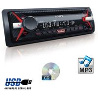 B-Ware Sony CDX-G1100U - CD/MP3/USB Autoradio