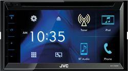 JVC KW-V330BT - DVD | Bluetooth | CD | MP3 | USB | Android | iPhone | 2-DIN Autoradio