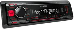 Kenwood KMM-203 - MP3 | USB | iPhone - Android Autoradio