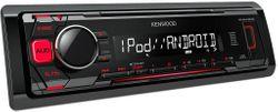 Kenwood KMM-203 - MP3 | USB | iPhone - Android Autoradio
