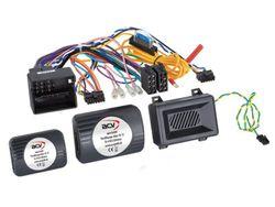 Lenkradfernbedienung Lenkradinterface inkl. CanBus mit PDC BMW 1 / 3 / 5 / Mini > Zenec