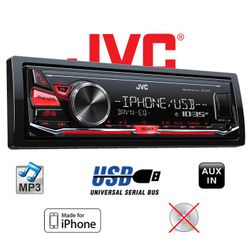 JVC KD-X241 - MP3 USB Autoradio