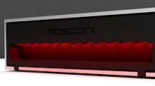 AS LED Seitenteile für Mosconi Endstufen