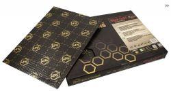 STP BLACK GOLD - 750x500x2,3mm BULK PACK (12pcs) | 4,5m² Selbstklebende Alubutyl Matten
