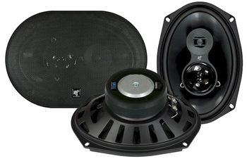 Hifonics Titan TS 693 - 6x9 Triax-System