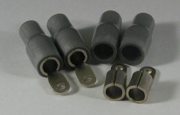 Dietz 20mm Ringkabelschuhe 4er Pack - ohne Tüllen