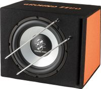 Ground Zero GZIB300BR - 30cm Bassreflex Subwoofer