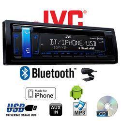 B-Ware K JVC KD-R881BT - Bluetooth   CD   MP3   USB   Android   iPhone Autoradio