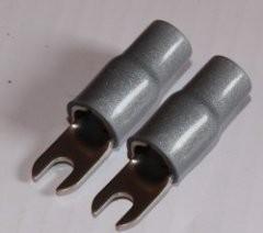 Dietz Gabelschuhe 35mm2 im Doppelpack OHNE Tüllen