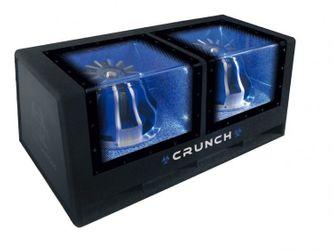 Crunch MXB12Dual - 2x30cm Gehäusesubwoofer