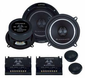 Crunch MXB5.2C Blackmaxx 13cm 2-Wege-System