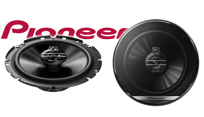 pioneer ts g1730f 16cm 3 wege koax lautsprecher 300 watt. Black Bedroom Furniture Sets. Home Design Ideas