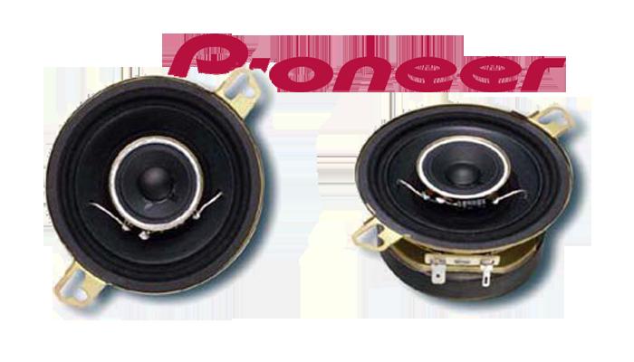 pioneer ts 876 8 9cm 2 wege koax lautsprecher. Black Bedroom Furniture Sets. Home Design Ideas
