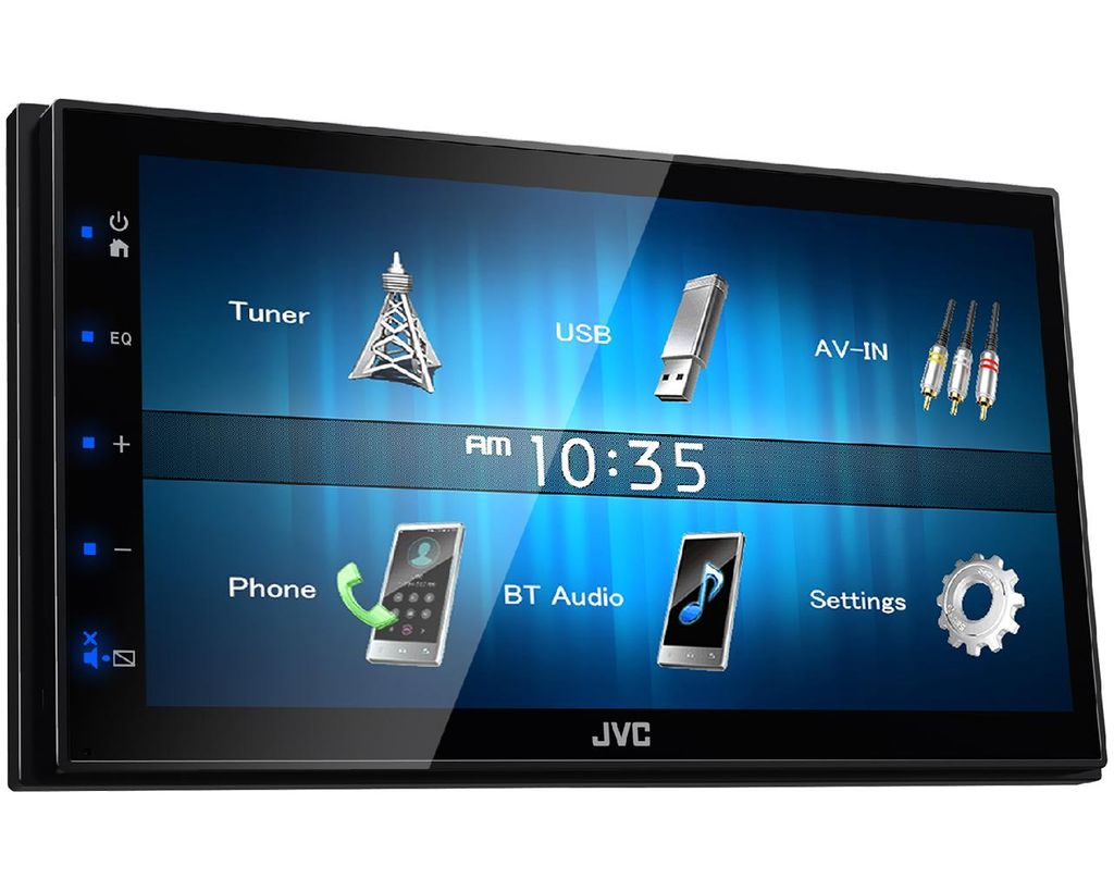 jvc kw m24bt 2 din bluetooth mp3 usb autoradio. Black Bedroom Furniture Sets. Home Design Ideas