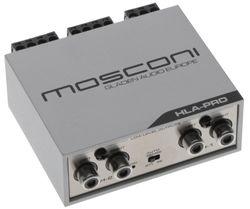 Mosconi HLA-4PRO - 4-Kanal High-Low Konverter mit Remote Erkennung