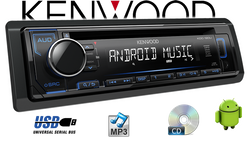 Kenwood KDC-120UB - CD/MP3/USB Android-Steuerung - Autoradio